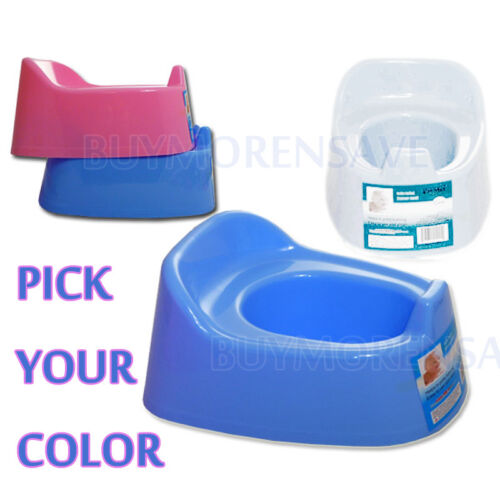 Potty Chair Training Seat Toddler Children Infant Baby Trainer *Pick Your Color*