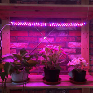 20W LED Grow Light  Indoor Growing Ultra-Thin Panel Plant Light