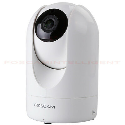 Foscam 2.0MP 1080P HD R2W Pan Tiff Zoom Wireless Observation Network IP Cameras