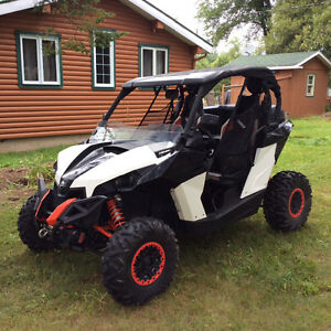 Can-Am maverick 1000 XRS DPS 4x4 power streering BRP canam