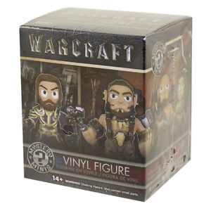 Funko Mystery Minis: Warcraft and Five Nights at Freddy's Kingston Kingston Area image 1