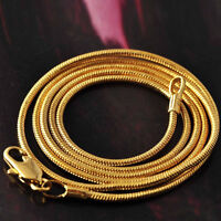 18Kgl Gold Filled Chain. Stamped
