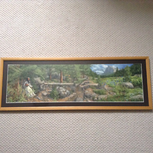 Bev Doolittle - Music in the Wind (Signed and numbered)