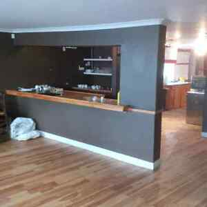 32 seat Restaurant with 3 bedroom flat upstairs St. John's Newfoundland image 3