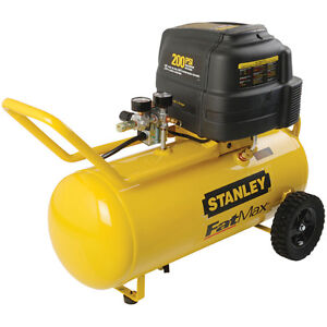 stanley fatmax 15 gallon Air Compressor neuf