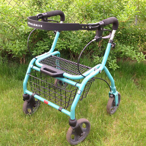 Dolomite Walker, Roller and Seat with Back Support Kitchener / Waterloo Kitchener Area image 1