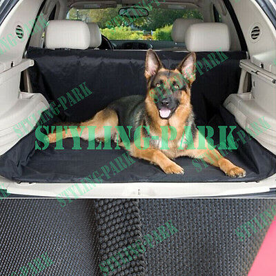 Fabric SUV Hatchback Pet Dog Cat Cargo Liner Mat Protector Organizer Seat Cover
