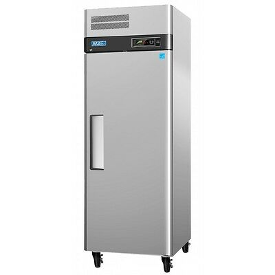 Turbo Air 24 Cu.ft One Solid Door Reach In Refrigerator M3r24-1