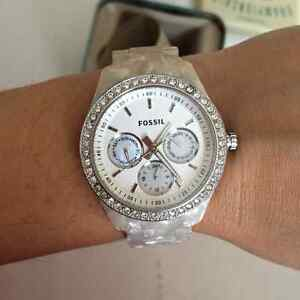 Beautiful fossil watch! Excellent condition Gatineau Ottawa / Gatineau Area image 2