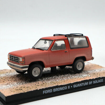 Ford 007 JAMES BOND II Quantum Of Solace 1:43 Red Diecast Models Toys Car Gifts