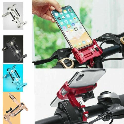 Universal Bike Bicycle Handlebar Stand Mount Holder For Mobile Cell Phone GPS ON
