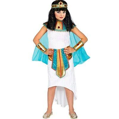 Ägypterin Kostüm Mädchen Kinder Kostüm Pharaonin griechische Göttin Gr. (Griechische Göttinnen Kostüm Kinder)