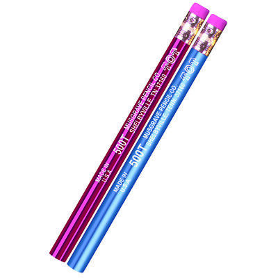 Musgrave Pencil Co Inc - Tot Big Dipper Jumbo Pencils With Eraser - 12 Pack