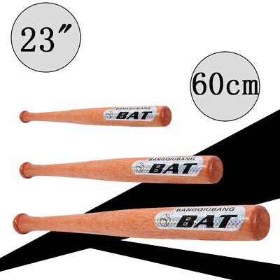 """Holz Baseballschläger 23""""/ 60cm Baseball Bat Schläger Softballschläger FA 08"""