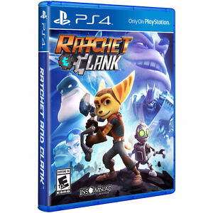 Ratchet and Clank PS4 - Comme neuf