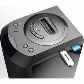 Lenco IPT1 Tower iPod Speaker Dock