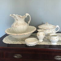 Antique Chamber Set
