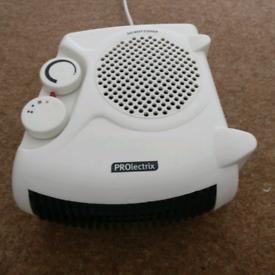 Small electric heater / fan
