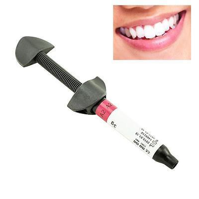 Newest Dental Light Cure Micro Hybrid Flowable Composite Resin 1 Syringe - A2 A