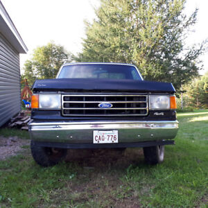 Parting out 1989 and 1994 ford f150