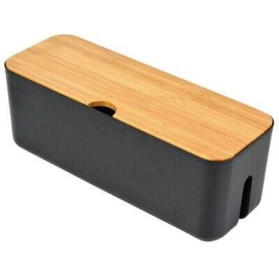 la Caja de Almacenamiento de Cable Caja de Cable de Regleta Organizador...