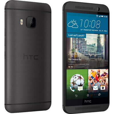 HTC One M9 32GB (AT&T) GSM Unlocked 4G Android Smartphone 20MP Octa-core 5.0""