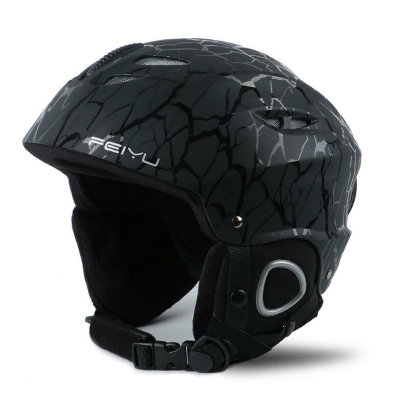 FEIYU Outdoor professional men snowboard Integrally-molded ski helmet snowboard
