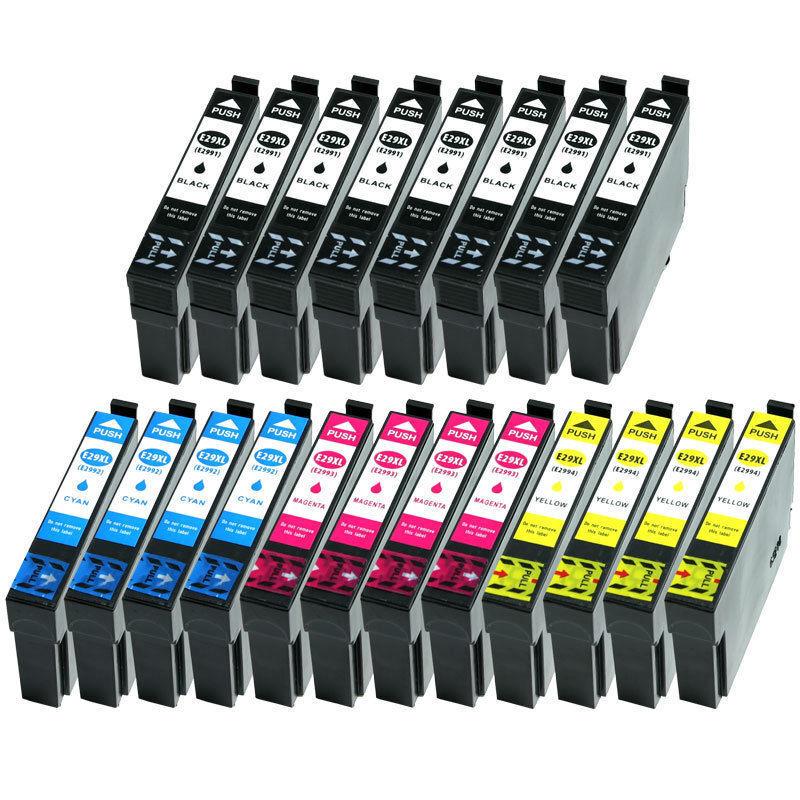 20x DRUCKER PATRONEN für Epson XP-235 245 247 330 332 342 345 432 435 442 445