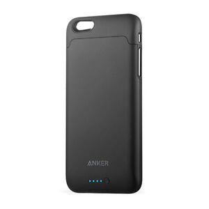 Phone 6 6S Battery Case, Anker Ultra Slim Extended Battery Case Cambridge Kitchener Area image 1