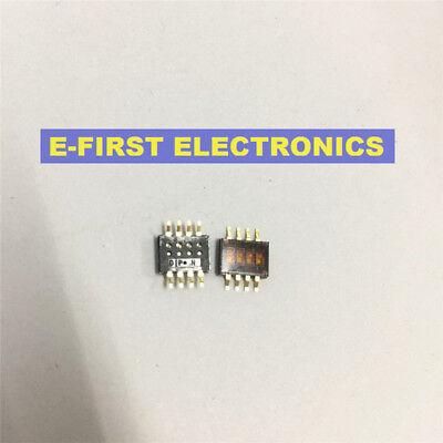 5pcs Fhds-04 Position Dp04 Dip Switch 1.27mm Pitch 4-pin 4p 4 Bit Smd