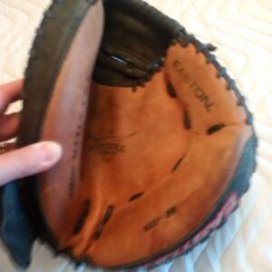 Easton Backcatcher Glove Strathcona County Edmonton Area image 1