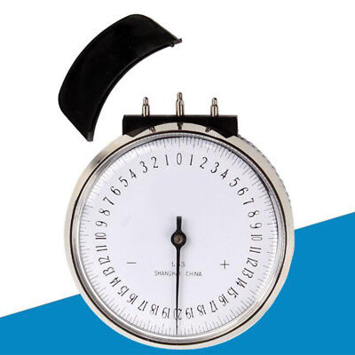 Optometrist Ophthalmic Lens Clock Base Curve Optician Lens Measurement 0-20mm
