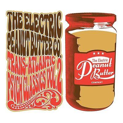 Electric Peanut Butter Company - Trans-Atlantic Psych Classics Vol. 2 CD