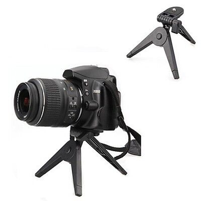 Mini Tripod Portable Flexible Table Top Stand For DSLR SLR Camera Cell Phone Hot