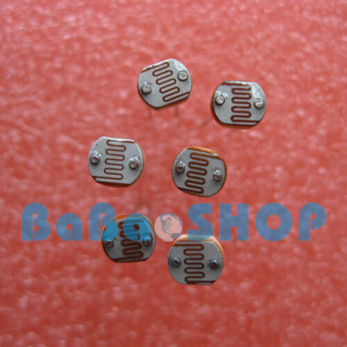 10pcs~2000pcs 5516 5528 5537 5539 5549 GL5516 GL5528 GL5537 GL5539 Photoresistor