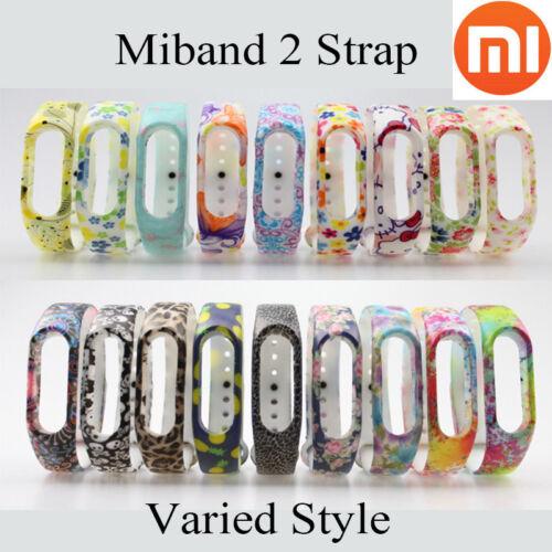 Anwendbar Für Xiaomi Armband 3 Gemaltes Muster Personalisierter Druckgurt Hot Smart Watches