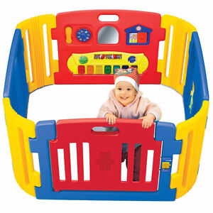 Friendly Toys Little Playzone Electronic Sound and Lights + ext