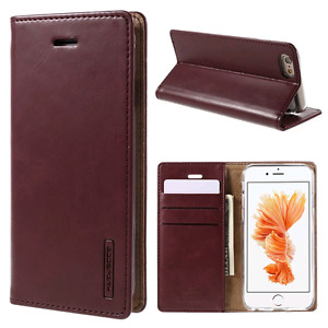 Iphone 6/6s & 7 Mercury leather wallet case vover