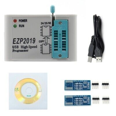 Ezp2019 High Speed Usb Spi Programmer Support 24 25 26 93 Eeprom 25 Flash Bios