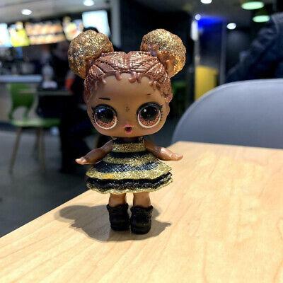 LOL Surprise Glam Glitter Series QUEEN BEE Doll w/ dress accessory Ultra - Queen Bee Dress