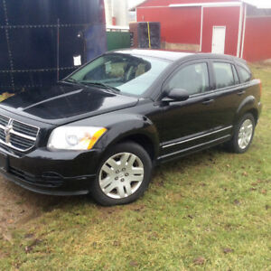 2010 Dodge Caliber Low Kms!
