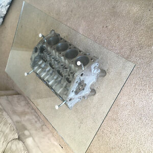 Very unique engine coffee table for sale!