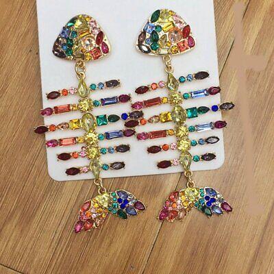Multi Color Crystal Rhinestone 3.5