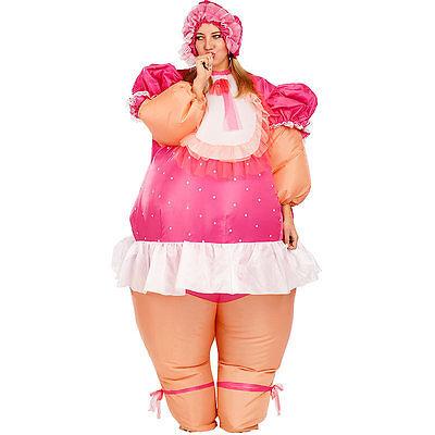 Aufgeblasenes Kostüm: Selbstaufblasendes Kostüm