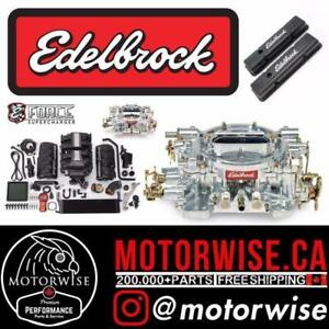 Edelbrock Performance Parts | Shop & Order Online at www.motorwise.ca | Free FAST Shipping Canada Wide