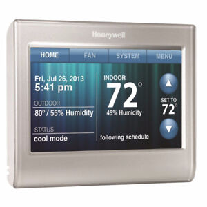 Honeywell 2-Wire IAQ Smarthome Thermostat Kit Home/Commercial