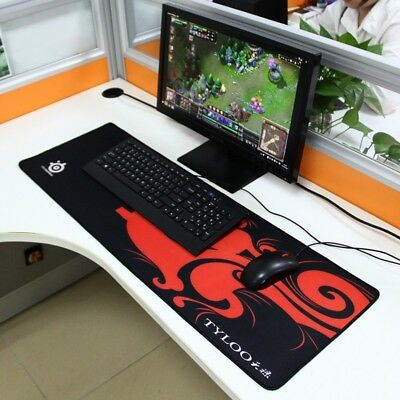 Tappetino Gaming Mouse e Tastiera Pad Dragon Mantis 90 x 30 cm