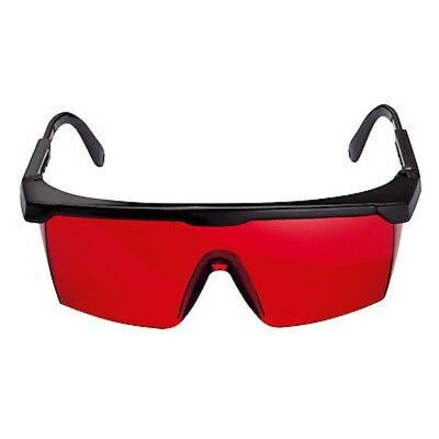 Tsi Red Safety Glasses For Rotary Laser Distance Meter Survey Construction
