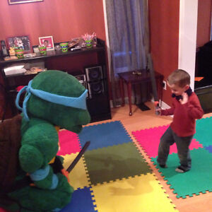Ninja Turtle Birthday Entertainer! Kitchener / Waterloo Kitchener Area image 6