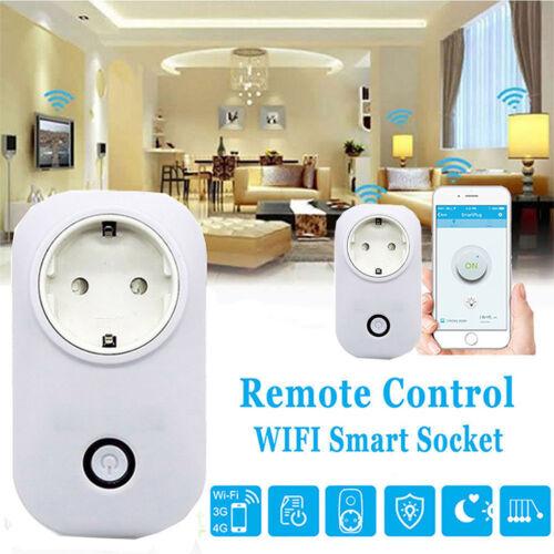 Sonoff S20 Timer EU Socket Switch Control Smart Home Wifi Wireless Automation AP